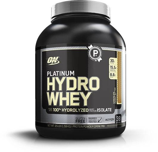 Hydro Whey Protein By Optimum Nutrition, Chocolate Peanut Butter 3.5lb