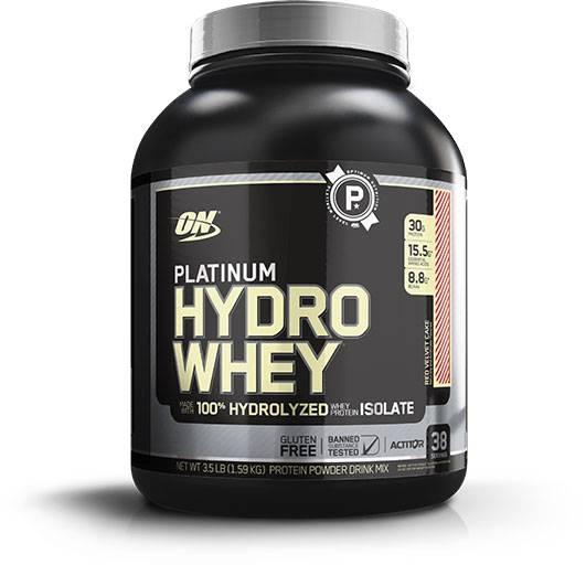 Hydro Whey By Optimum Nutrition, Red Velvet Cake, 3.5lb
