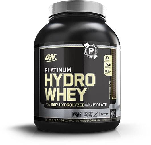 Hydro Whey Protein By Optimum Nutrition, Turbo Chocolate 3.5lb