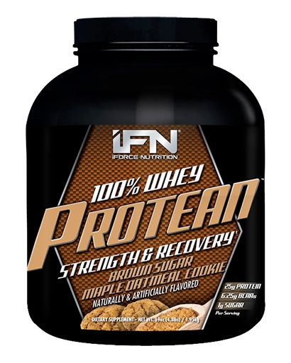 Protean By iForce Nutrition, Brown Sugar Maple Oatmeal Cookie, 4.3lb
