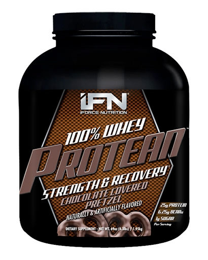Protean By iForce Nutrition, Chocolate Pretzel, 4.3lb