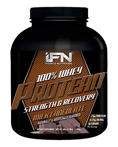 Protean By iForce Nutrition, Milk Chocolate, 4.3lb