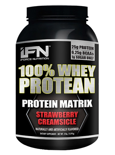 Protean By iForce Nutrition, Strawberries Creamsicle, 2lb