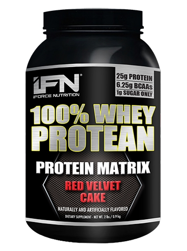 Protean By iForce Nutrition, Red Velvet Cake, 2lb