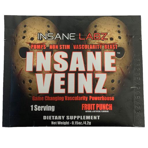 Insane Veinz - Fruit Punch - Sample