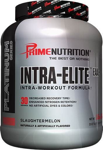Intra Elite EAA By Prime Nutrition, Slaughtermelon, 30 Servings