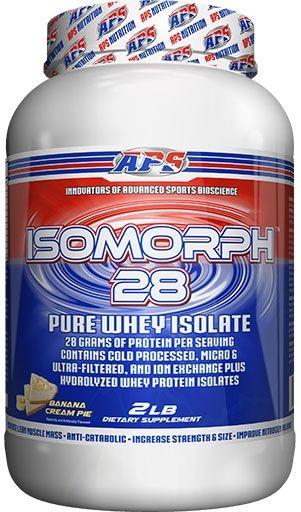 Isomorph 28 - Banana Cream Pie - 2lb