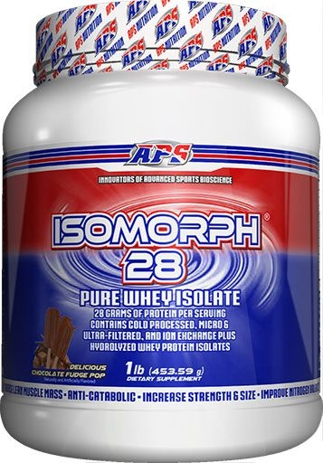 Isomorph 28 - Chocolate Fudge Pop - 1lb