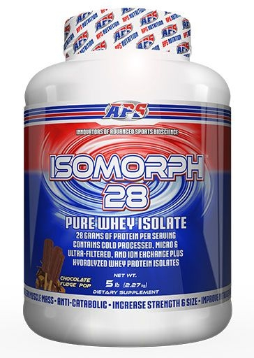 Isomorph 28 - Chocolate Fudge Pop - 5lb