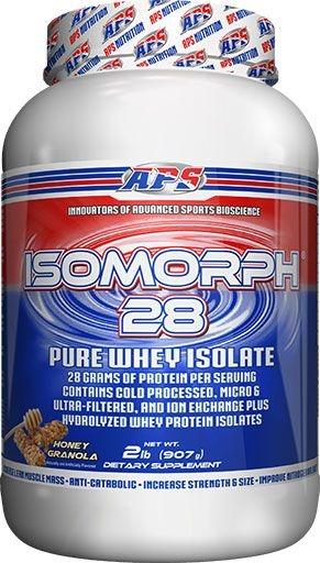 Isomorph 28 - Honey Granola - 2lb