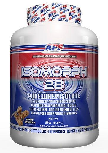 Isomorph 28 - Honey Granola - 5lb