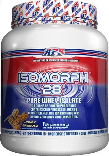 Isomorph 28 - Honey Granola - 1lb