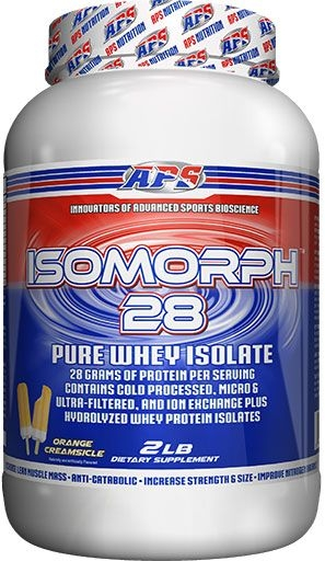 Isomorph 28 - Orange Creamsicle - 2lb