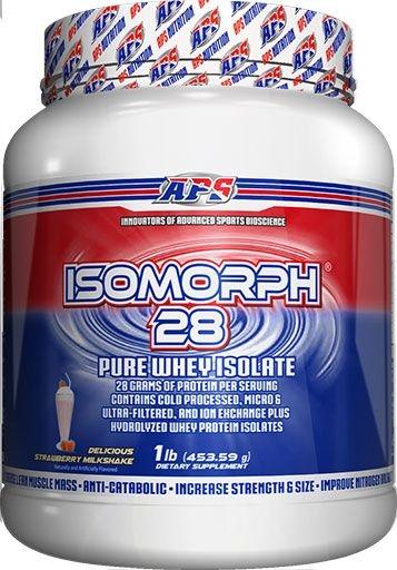 Isomorph 28 - Strawberry Milkshake - 1lb