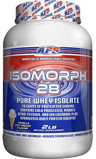 Isomorph 28 - Vanilla Ice Cream - 2lb