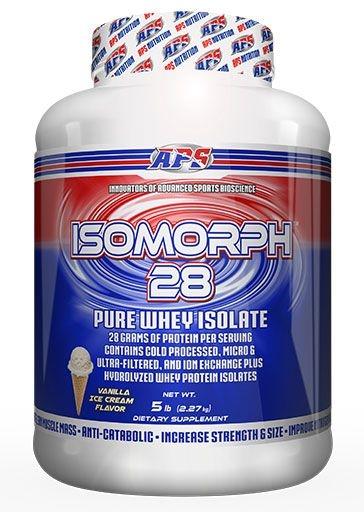 Isomorph 28 - Vanilla Ice Cream - 5lb