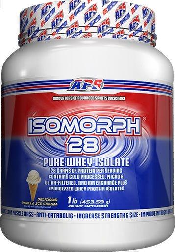 Isomorph 28 - Vanilla Ice Cream - 1lb