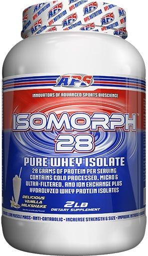Isomorph 28 - Delicious Vanilla Milkshake - 2lb