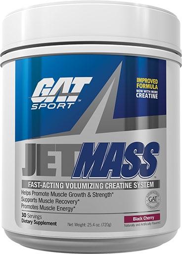 JetMass By GAT Sport, Black Cherry, 720 Grams