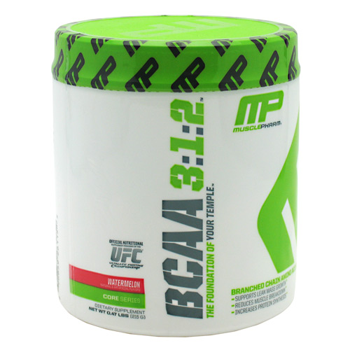 BCAA By Muscle Pharm, Watermelon 30 Servings