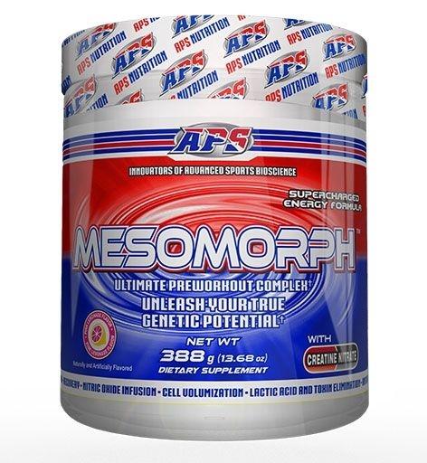 Mesomorph Pink Lemonade