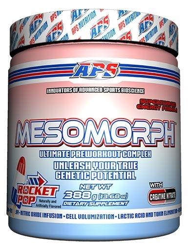 Mesomorph Rocket Pop