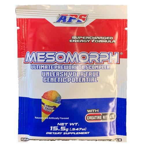 Mesomorph Snowcone Sample Packet