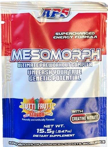 Mesomorph Tutti Frutti Sample Packet