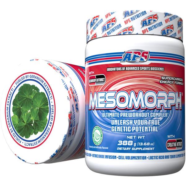 Mesomorph w/DMHA - Watermelon - 25 Servings