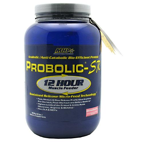 Probolic-Sr Protein by MHP, Strawberry 2lb
