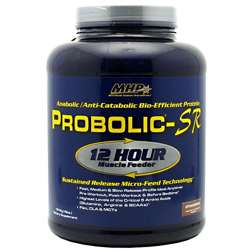 Probolic-Sr Protein by MHP, Chocolate 4lb