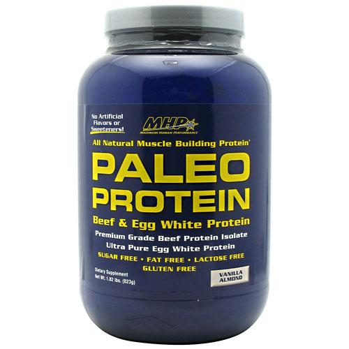 Paleo Protein Powder by MHP, Vanilla Almond 28 Servings