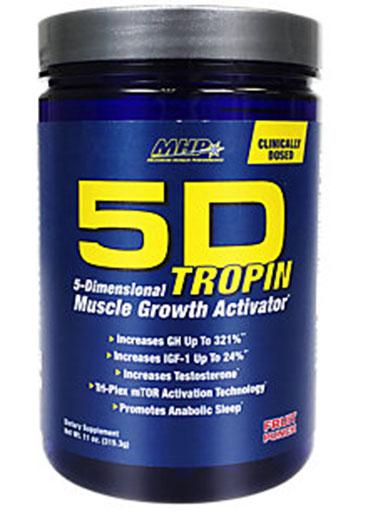 5D Tropin By MHP, Orange 30 Servings