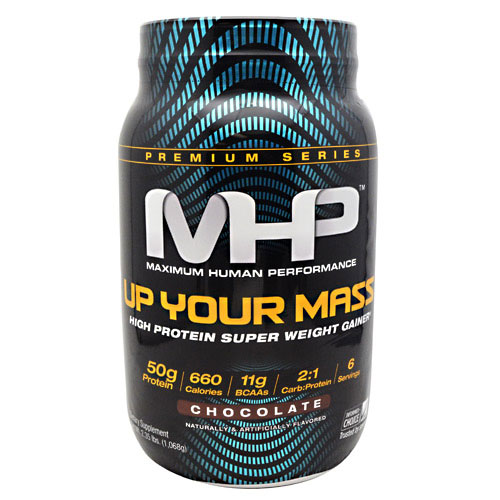 Up Your Mass By MHP, Chocolate, 2lb