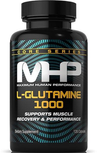MHP Glutamine - 60 Caps