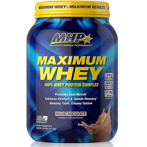 Maximum Whey - Chocolate Milkshake - 2lb