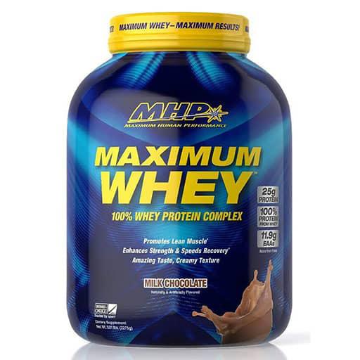 Maximum Whey - Chocolate Milkshake - 5lb
