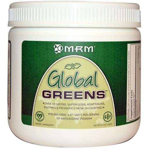 MRM Global Greens, 100 Grams