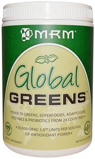 MRM Global Greens, 225 Grams