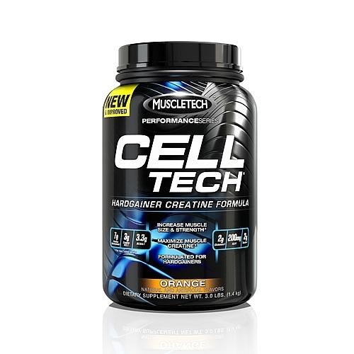 Cell-Tech By MuscleTech, Orange 3lb