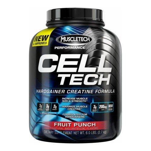 Cell-Tech By MuscleTech, Fruit Punch 6lb
