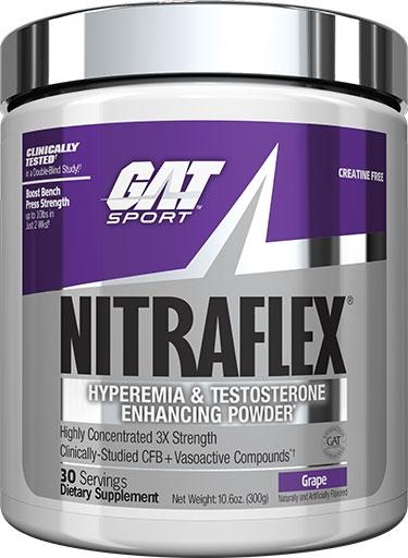 NITRAFLEX - GRAPE - 30 SERVINGS