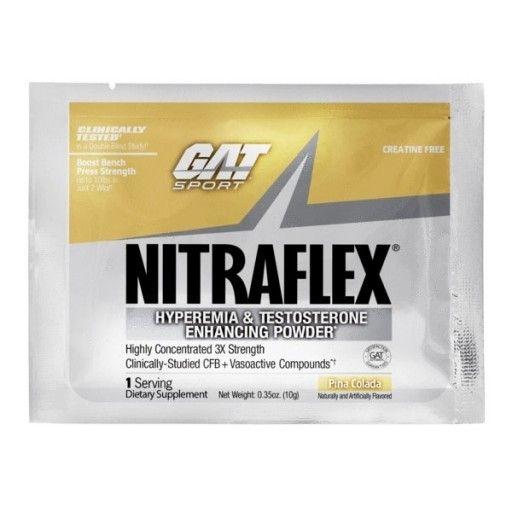 NITRAFLEX - PINA COLADA - SAMPLE