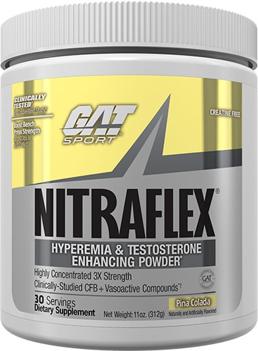 NITRAFLEX - PINA COLADA - 30 SERVINGS