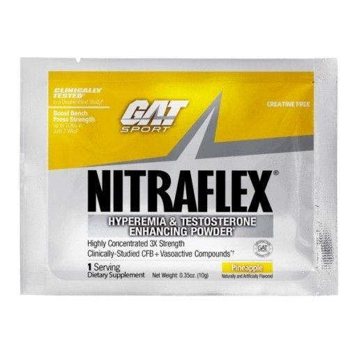 NITRAFLEX - PINEAPPLE - SAMPLE