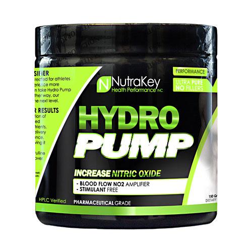 NutraKey Hydro Pump, Unflavored, 40 Servings