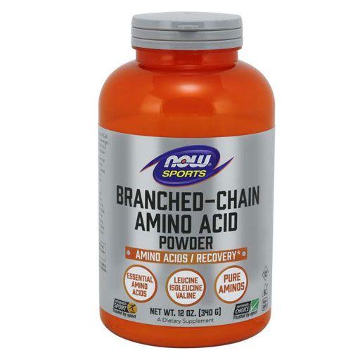 NOW BCAA Powder - 340 Grams