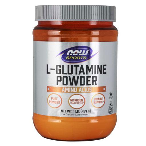 NOW L-Glutamine - 1 lb