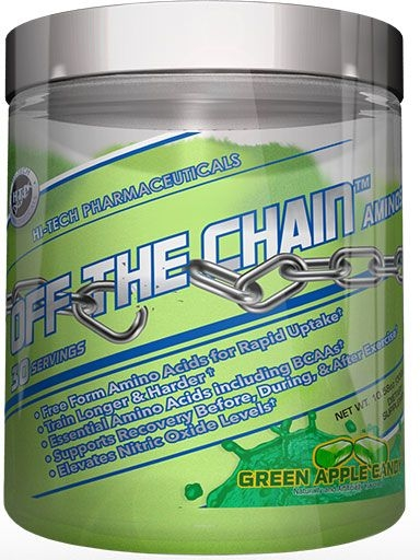Off the Chain Aminos - Green Apple Candy