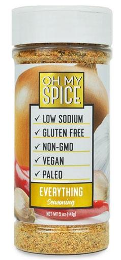 Oh My Spice, Everything Seasoning, 5 oz